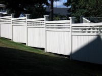 Fence Toppers
