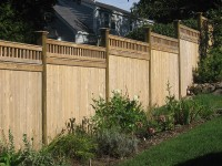 Marblehead Wood Fence